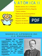 2.- Teoría Atómica - Parte II
