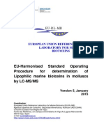 Eu Harmonised Sop Lipo Lcmsms Version5