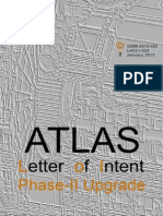 ATLAS Letter of Intent Phase II Upgrade