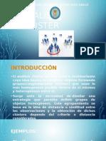 Diapositivas de Analisis Cluster