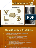 Skeletal System Joints Powerpoint Notes (Chapter 6)