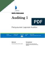 Modul Auditing 1 [TM3]