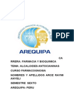 Farmacognosia Alcaliodes Antocianinas (1)