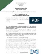Acuerdo PSAA15-10392 - Vigencia 1 de Enero Del 2016