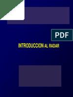 Introduccion al sistema de Radares