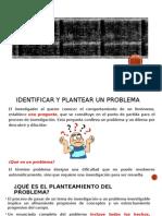 Clase 3-Planteamiento Del Problema