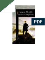 Melville Herman - Pierre O Las Ambiguedades