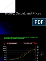 Money, Output, And Prices