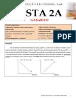 Engenharia Economica - Gabarito Lista 2a Inteco