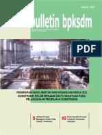 Bulletin BPKSDM Edisi Ketiga