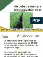 Reunión Jaral Del Progreso, Gto. 18 de Sept. 2015