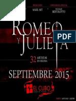 Romeo y Julieta 2015