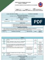 Planeación Práctica Español III-Secuencia 13