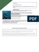 Studies on Biodegradation of Kerosene in Soil Under Different Bioremediation Strategies