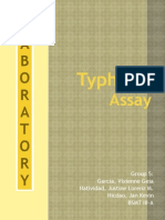 Typhidot Assay