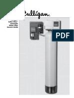 Sulfur Cleer Water Filter Owners Guide