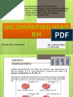 Isoinmunizacion Albani