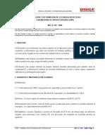 MTC E 418 Exudación y Deformación
