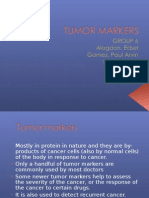 TUMOR MARKERS GRP6 laus.ppt