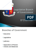 Legislative Department for College Students