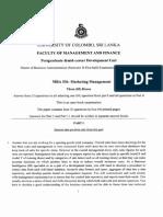 MBA 536 - 2010
