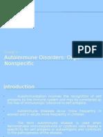 Autoimmune Disorders CAO.pptx
