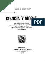 CIENCIA Y MORAL - Marcelino Berthelot - 501 - B 539.pdf