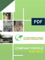 Cover Company Profile