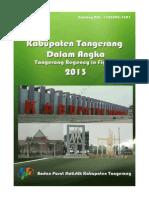 Kabupaten Tangerang Dalam Angka 2013