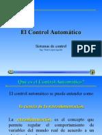 Que Es Control Automatico