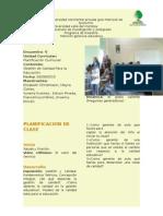 Encuentro 4 Planificacion Curricular