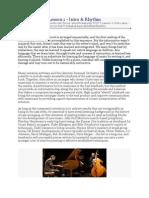 Lesson 1 - Intro & Rhythm