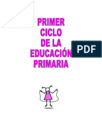OBJETIVOS E.F. PRIMARIA DE 1°-6°