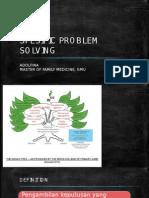 Spesific Problem Solving