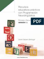Recursos Educativos Programación Neurolingüística