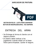 Reglas Paintball