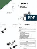 LK-80 User Manual
