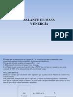 Problema 1 de Balance de Masa y Energía