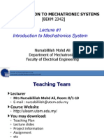mechatronic intro