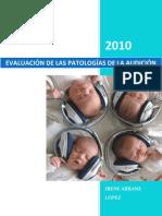Patologias de la audición II