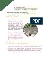 Sustainable Sugarcane Initiative