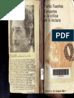 Cervantes o La Crítica de La Lectura, Cap. I
