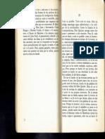 Cervantes o La Crítica de La Lectura, Cap. IX