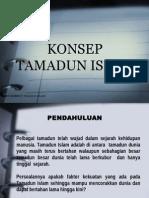 KONSEP TAMADUN ISLAM.ppt