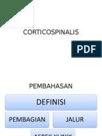 Presentasi Neuro Kortikospinalis