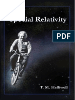 Special Relativity - Helliwell