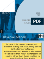 ACCOUNTING THEORY - REVENUE