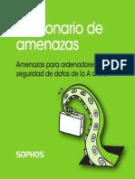 Sophos Diccionario De Amenazas