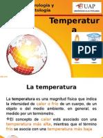 2015 Temperatura