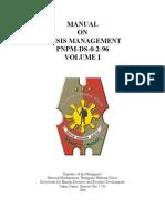 Crisis Management Manual Manual 1996 copy.doc